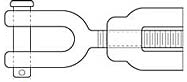 Steel Supply Co.'s turnbuckle fittings are available in eye, stud and jaw designs