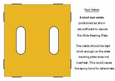 Teflon® Slide Bearing