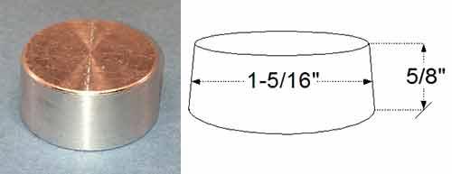 Galvanized Weep Hole Plug