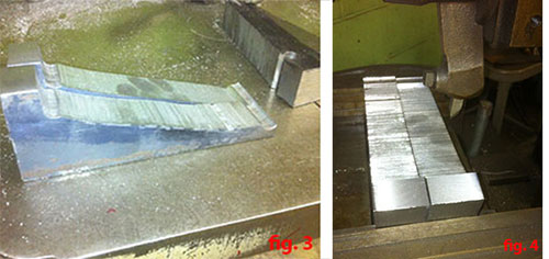 Steel Wedge - Made to Order