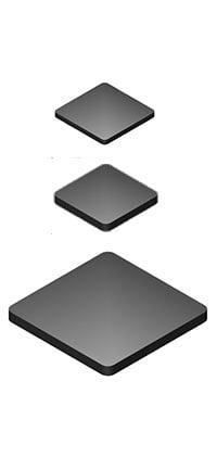 Plastic Shim plates - Solid