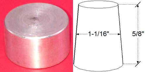 Aluminum Plug