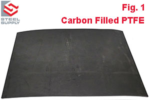 Carbon Filled Teflon PTFE Text