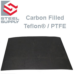 Steel Supply Co. offers Carbon Filled PTFE Slide Bearings.
