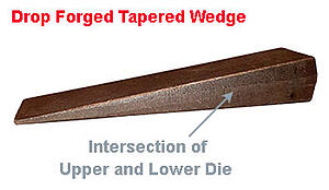 Drop-Forged-Tapered-Wedge