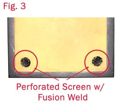 Fluoroloc HL Fusion Weld
