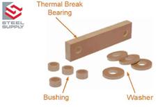 Thermal Break Washers and Bushings