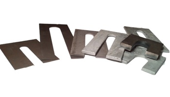Shim Material: Plastic, Carbon or Stainless Steel?