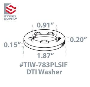 TIW-783PLSIF Line Drawing