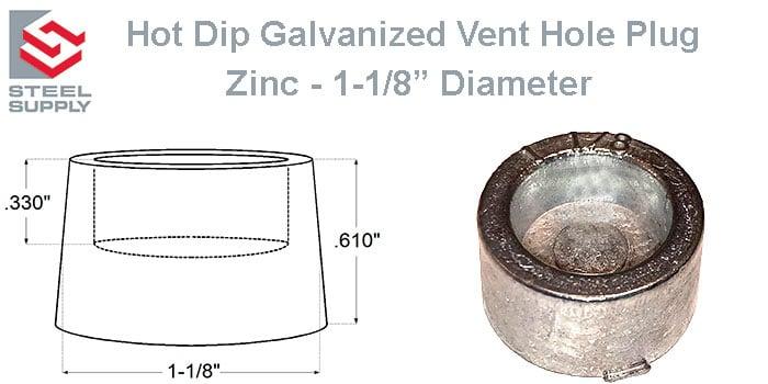 Zinc Plugs