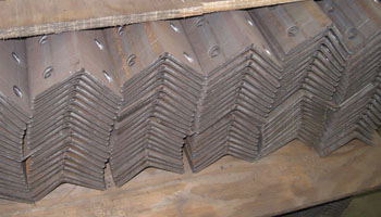 Steel Supply Co offers clip angles with holes or slots made to your specification.