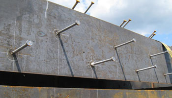 Steel Supply Co's weld studs can be made to special order in a variety of sizes, alloys and grades