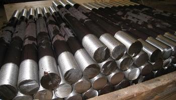 multiple-threaded-steel-rods