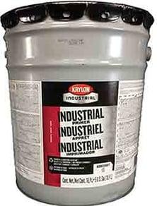 Steel Supply Co's rust inhibitive coating primer; a Pratt & Lambert rust inhibitive primer