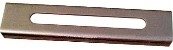 The Steel Supply Company offers slotted channel for securing masonry to structural steel and block