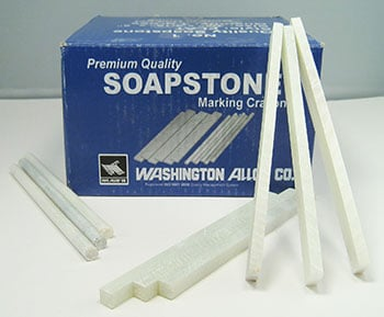 Steel Supply Co. offers Soapstone markers as part of our Markers and Shop Supplies category.