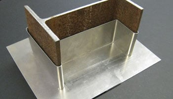 Steel Supply Co offers specialty I Beam clip angles in stainless steel, aluminum or plastic