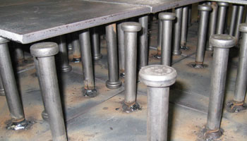 Steel Supply Co offers stainless steel weld studs made to your specification.